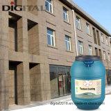 Revêtement en pierre naturelle de l'architecture de la brosse de peinture de mur extérieur