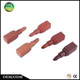 Il trucco di offerta speciale duraturo impermeabilizza il tubo cosmetico del rossetto di 5 colori