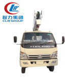 4X2 16 m de haut Alititude Oepration chariot plate-forme