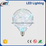 Nova chegada de forma global a lâmpada LED para decoração de interior/exterior
