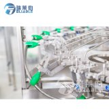El gas automático bebe la pequeña línea de embotellamiento de la bebida máquina