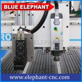Ele1337 Máquina de corte CNC para la madera Industrial Router CNC Máquina controlada por ordenador