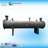 ASME envoltura de acero inoxidable y el tubo del intercambiador de calor con buen precio.