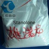 Pó branco Stanolone de 99% DHT Homebrew para o Bodybuilding