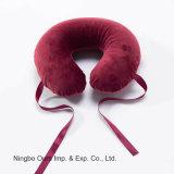 El látex natural u cuello almohada portátil de la salud