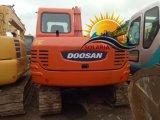 Utilisé de la Corée d'origine Doosan DH80 excavatrice chenillée pour la promotion