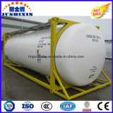 36CBM 20pés Água Potável contentor ISO de líquidos