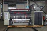 De auto Hoek die van de Druk van Flexo van de Hoge snelheid en van het Beroep Inkt Golf Kartonnen Dringende Snijdende Machine groeft