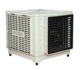 Dispositivo di raffreddamento di aria evaporativo dell'ente di plastica dell'Iraq 18000m3/H per la serra