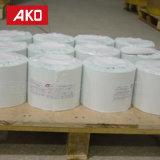Escritura de la etiqueta auta-adhesivo de la logística de las escrituras de la etiqueta de envío del rodillo enorme del papel termal de la calidad excelente