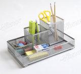신제품 금속 메시 문구용품 사무실 고정되는 사무실 책상 부속품