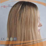 Reizend Farben-Menschenhaar-Perücke (PPG-l-0338)