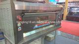 Forno elétrico do cozimento da alta qualidade 1-Deck 2-Tray de Hongling da fábrica real