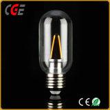 Buona qualità e buona lampadina del filamento di prezzi 5W LED