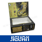 Glossy Lamination Gift Dispay Box with Transparent Window