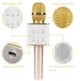 2018 최신 판매 홈 이동할 수 있는 KTV Karaoke 무선 Bluetooth는 노래 스피커 마이크를 노래한다