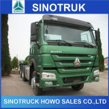 Carro del alimentador del carro de acoplado del euro 2 371HP 420HP semi para África