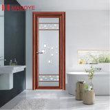 Precio barato armazón de aluminio puerta wc tradicional