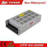 5V-200W alimentazione elettrica dell'interno di tensione costante LED con Ce RoHS