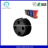 etiqueta del neumático de 902-928MHz RFID para el neumático del vehículo que sigue a la gerencia