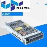 China-Festland S-200-12 200W 16.5A 220V Wechselstrom-Input 12V Schaltungs-Stromversorgung der Gleichstrom-Ausgabe-LED mit Cer RoHS Bescheinigung