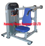 Gymnastiek en de Apparatuur van de Gymnastiek, lichaam-Gebouw, Pulldown Lat (PT-606)