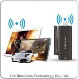 B4-8 Ezcast WiFiラップトップWindowsのための無線TVの受信機