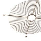 Galvanizado de alta calidad cubierta de protección del ventilador
