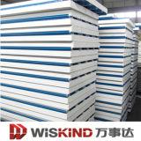 Hoog - het Dak van de dichtheids 8-20kg/M3 Sandwich EPS/Polystyrene en het Comité van de Muur