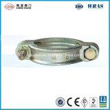 Contrôle du fer galvanisé les colliers de flexible