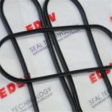 Fábrica original para a gaxeta de borracha moldada costume do anel-O do elevado desempenho EPDM/selo de borracha/peças de borracha