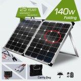 Panneau solaire pliable de 160 W pour le camping avec Mobile Motorhome