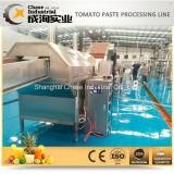 Nuova di disegno 2017 linea di trasformazione completa automatica dell'inserimento di pomodoro in pieno
