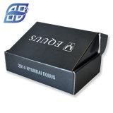 Commerce de gros carton blanc de luxe d'impression Personnalisée Emballage de cadeau Boîte de Papier de cadeau de fermeture magnétique