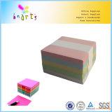 Бумага бумажной 70GSM Origami бумаги цвета складывая в размере 16X16cm 12X12cm