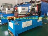 Barra sólida máquina de corte em aço inoxidável para máquina de dobragem