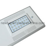 20W, calle la luz solar con teléfono móvil de control inteligente de la App.