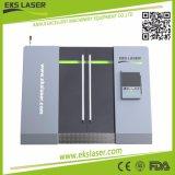 Corte de metales profesional de la máquina de corte láser de fibra de la potencia de 1000W o 3000W