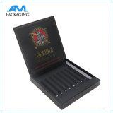 Luxury Cigarette Case PAPER box with Magnetic eyelid for poison Packaging