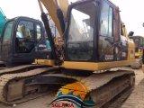Segunda mano usados/Cat 323D 323D2 original de maquinaria de construcción Caterpillar excavadora Japón