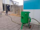Sandblaster Dustless de pulverização seco molhado da limpeza do agregado familiar