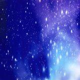 Numéro hydrographique I578f1002b de transfert de l'eau de film de ciel étoilé