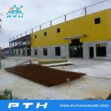 잘 설계되는 강철 구조물 창고 (PTWW)