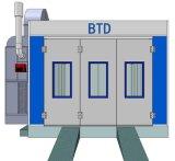 Btd Spray кабина камеры окраски номер стенда быстрого нагрева