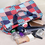 方法女性ポリエステル旅行スポーツのハンドバッグのDuffle袋