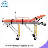 Esticador Emergency ajustável da ambulância do hospital da liga de alumínio de Ea-3A