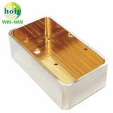 Custom Made High Quality CNC Machining Brass Part