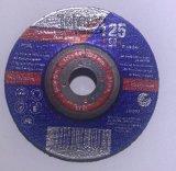 100 - 230mm abrasivo Disco para trituração de metal com centro deprimido
