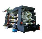 Hochgeschwindigkeitsrollenpapier-flexographische Drucken-Maschinen-Rollenfilm-Drucken-Maschine
