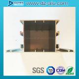 Profilo di alluminio del certificato dello SGS di iso per il portello del blocco per grafici di finestra della Liberia